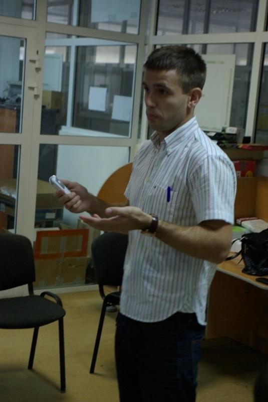 14августа состоялось торжественное открытие курсов повышения квалификации дляработников пенсионного фонда Российской Федерации вТомске