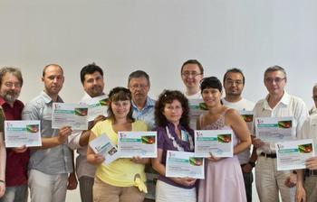 Сотрудники кафедры прикладной математики иинформатики приняли участие внаучно-практической конференции «Международная летняя школа e-learning 2012»