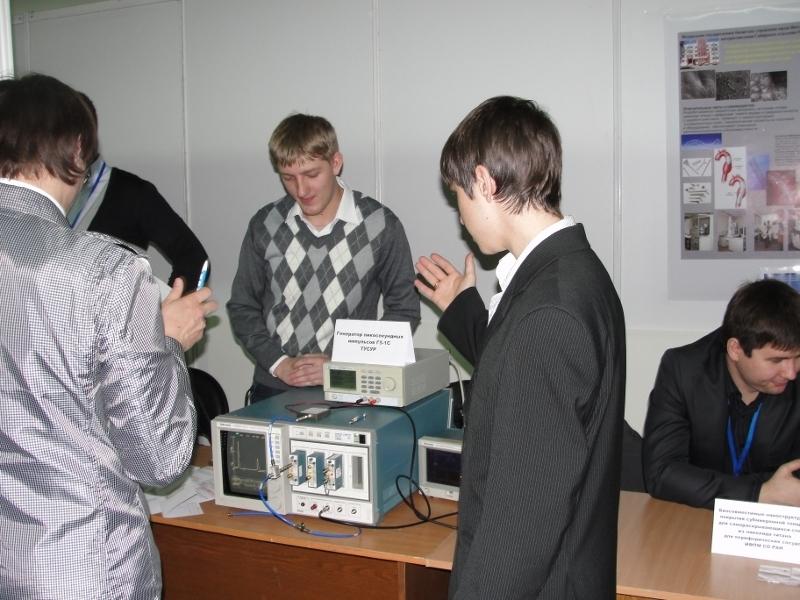 ВТУСУРе пройдёт выставка научных достижений молодых учёных