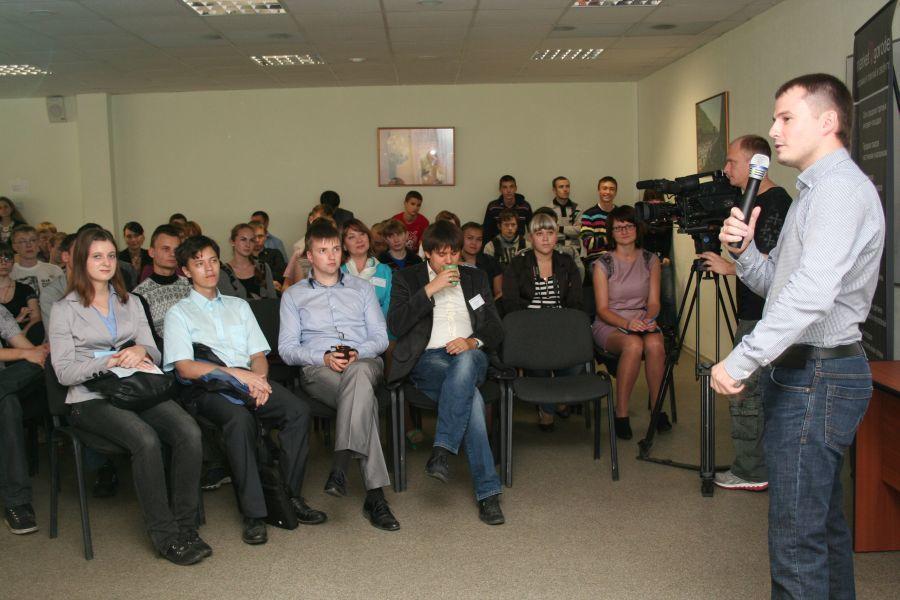 ВСБИ состоялось открытие площадки «Заряди свою идею»