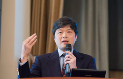 Профессор Токийского университета Хироюки Шинода прочитал лекцию врамках Межуниверситетского технологического диалога