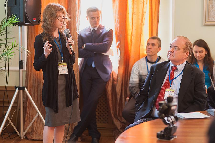 Первый день Межуниверситетского технологического диалога завершился сессией поробототехнике