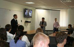 ВСБИ прошла конференция, посвящённая поездке делегации Института инноватики вИндонезию