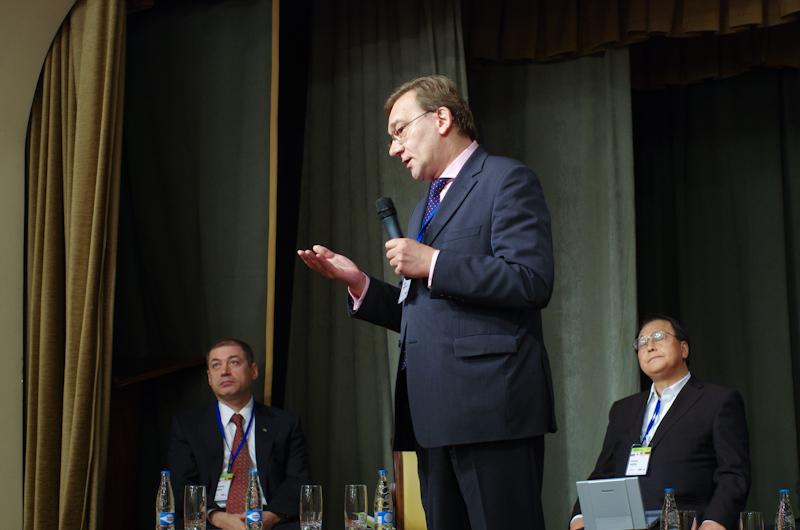 ВТомске стартовал первый день Межуниверситетского технологического диалога