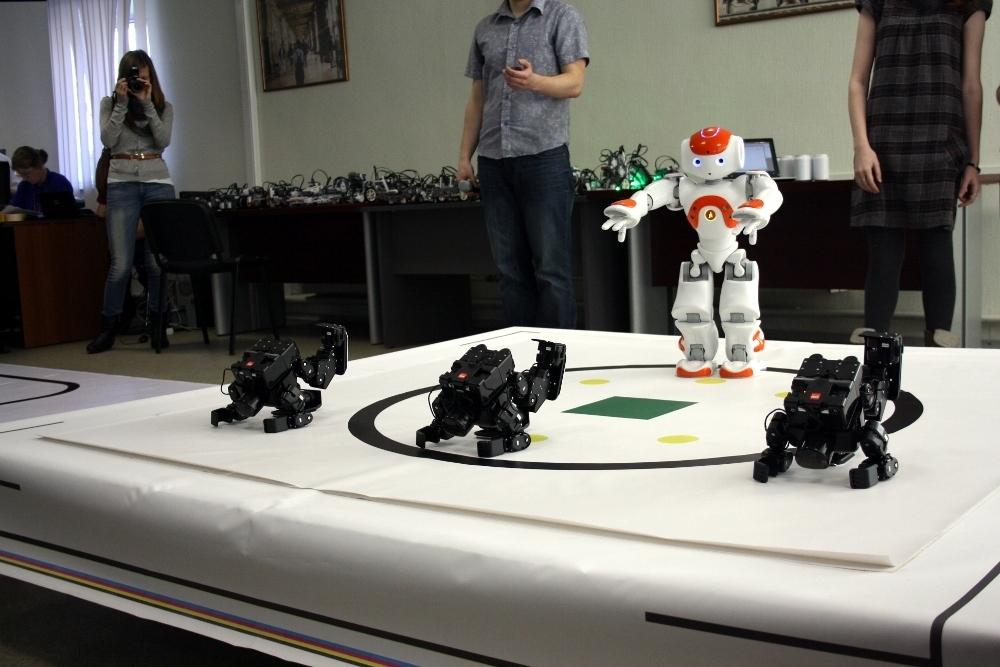 ВТУСУРе завершился «Осенний РобоМарафон-2012»