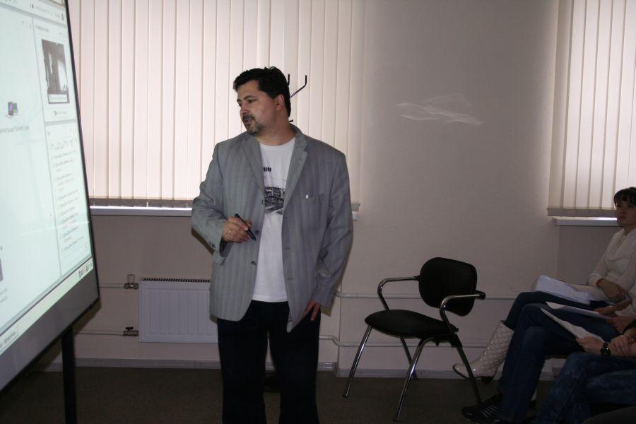 Студенты ФИТвыступили навебинаре сдокладами длястудентов факультета дистанционного обучения ТУСУРа