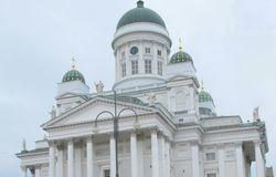 Студентки ФИТпровели отчётную пресс-конференцию попоездке вФинляндию