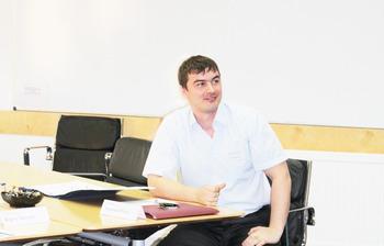 Начальник отдела интеллектуальной собственности МСБИ «Дружба» получил степень кандидата технических наук