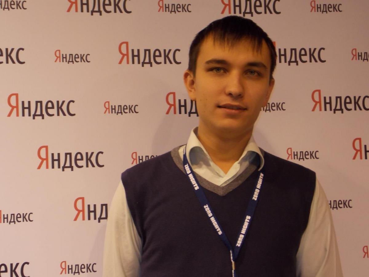 Студенты кафедры КИБЭВС приняли участие вмеждународной конференции Zeronights