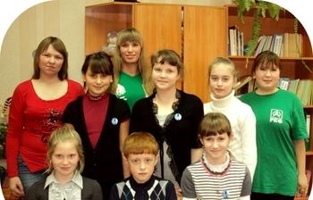 Группа студентов ипреподавателей кафедры РЭТЭМ побывала вСамусьском лицее имени академика В.В.Пекарского