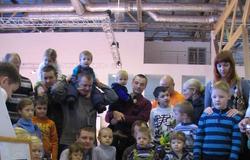 Делегация ТУСУРа успешно выступила наСибирском робототехническом фестивале «Роботех» вКрасноярске