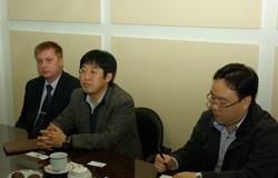 ТУСУР посетили представители компании «Самсунг Электроникс»