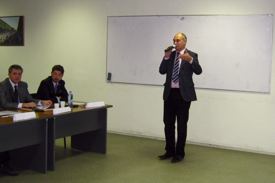 Сергей Владимирович Мельченко, генеральный директор Томского центра венчурных инвестиций