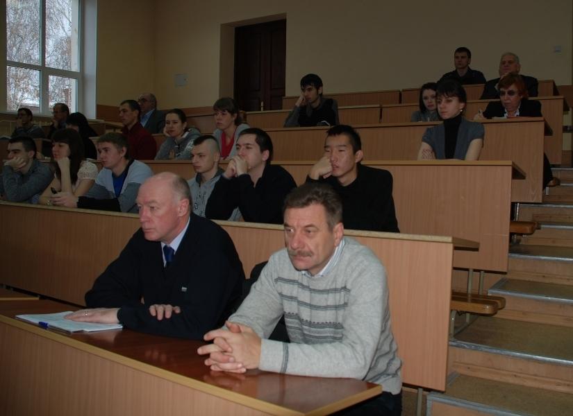 Научное управление ТУСУРа открыло VIII Международную научно-практическую конференцию «Электронные средства исистемы управления»
