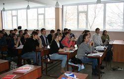Крупнейшие IT-компании Томска иНовосибирска провели рядобучающих семинаров длятомских студентов врамках молодёжного форума YouLead