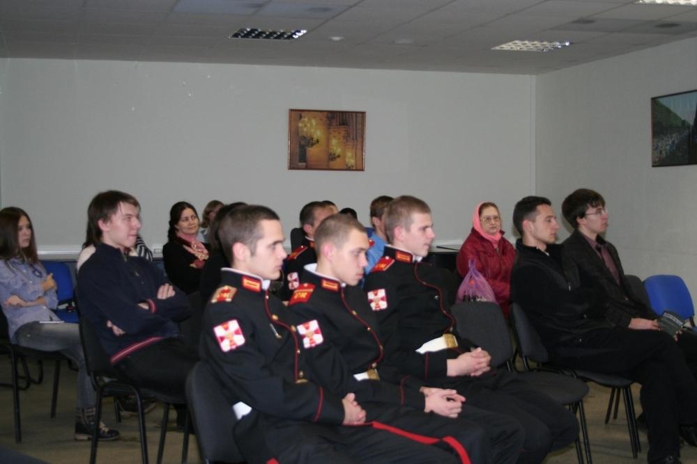 ВМСБИ «Дружба» состоялся семинар «Тайны инновационного бизнеса»