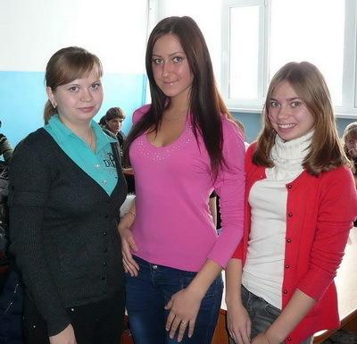 Марина Герасимова, Анна Галашева и Алёна Макотро