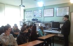 Факультет вычислительных систем посетили школьники изАнжеро-Судженска