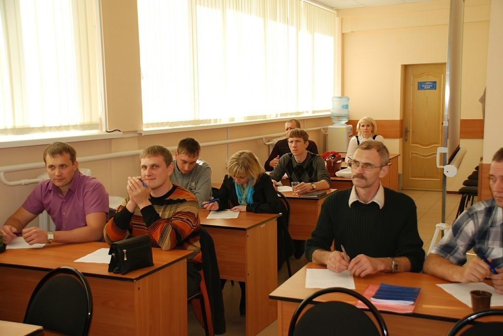 Институт системной интеграции ибезопасности ТУСУРа провёл выездной семинар вУлан-Удэ