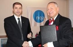 ТУСУР подписал меморандум осоздании дивизиона NQACluster Certification