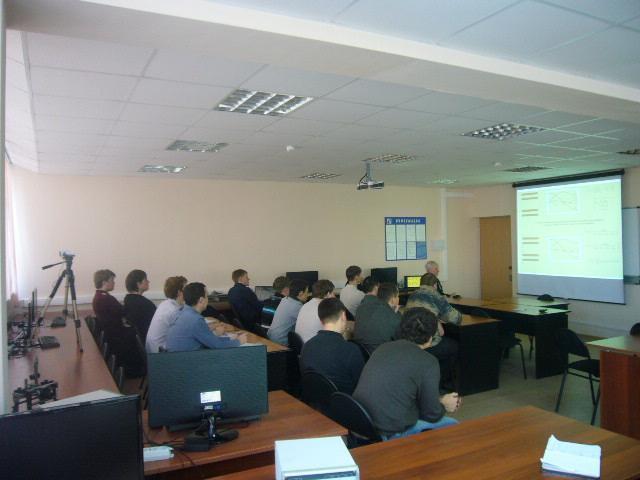 Накафедре СВЧиКР состоялся семинар «Современные проблемы инаправления развития микроволновой техники»
