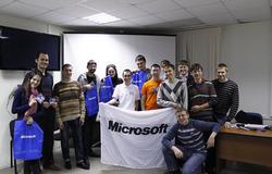 30ноября вЦентре международной IT-подготовки прошёл семинар поразработке приложений дляWindows 8в среде Visual Studio 2012