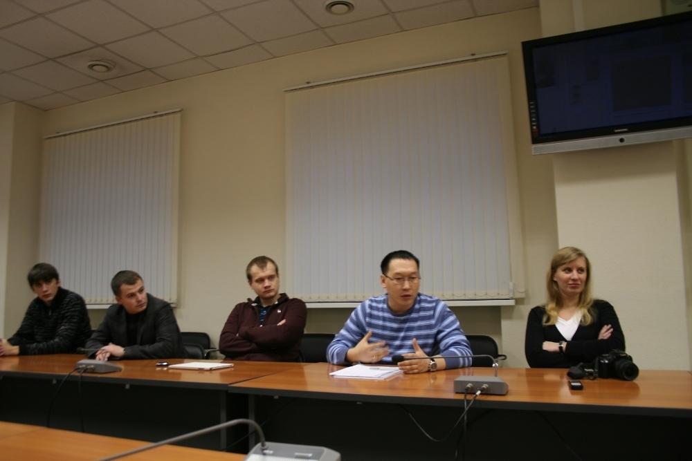 ВМСБИ «Дружба» состоялся четвёртый семинар «Школа лидера»
