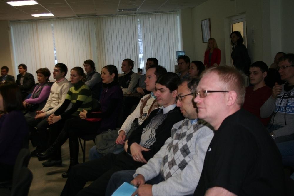 29ноября вМСБИ «Дружба» прошла вторая Арена высоких технологий сучастием компании Smaart Mobile