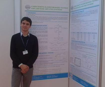 Учёные ТУСУРа представили свою разработку намеждународной конференции Института инженеров поэлектротехнике иэлектронике вАмстердаме