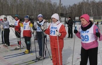 3марта настадионе «Политехник» состоится зимний лыжный праздник сотрудников ТУСУРа