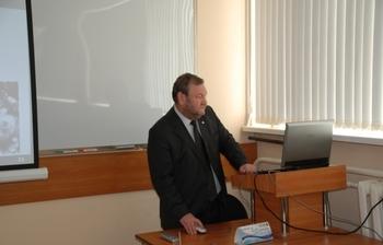 ТУСУР посетила делегация Уральского государственного университета путей сообщений