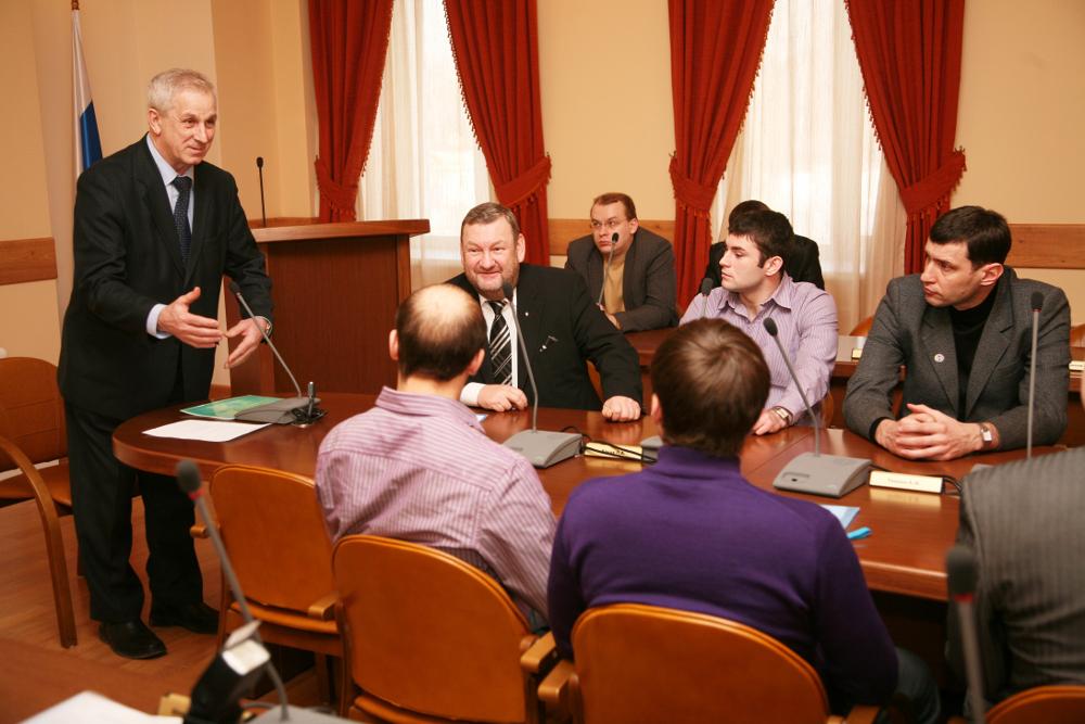 Объявлены результаты конкурса напрограмму целевой подготовки аспирантов длянаучно-педагогического кадрового резерва ТУСУРа впервом полугодии 2013 года