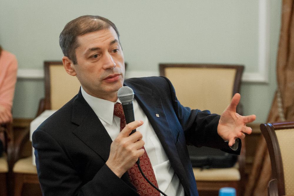 Грег Хоровитт рассказал руководителям томских компаний обинновационной экономике иработе венчурного фонда