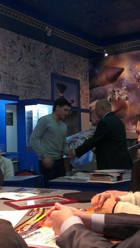 Студенты ТУСУРа приняли участие вV Общероссийской молодёжной научно-технической конференции «Молодёжь. Техника. Космос»