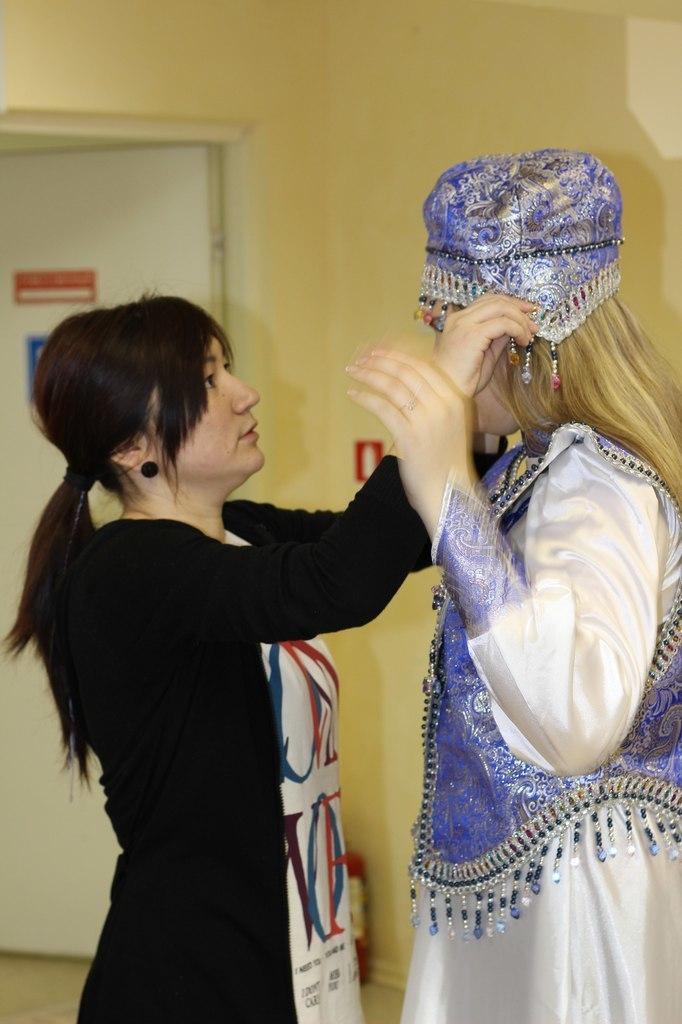27марта вТУСУРе пройдёт фотосессия внациональных костюмах