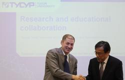 ТУСУР подписал соглашение осовместной образовательной программе Dual University Master Degree Program сУниверситетом Рицумейкан