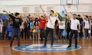 Спортивные соревнования накубок «РадиоBOOM»