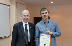 Кафедра РТСподвела итоги конкурса «Студент года кафедры РТС»