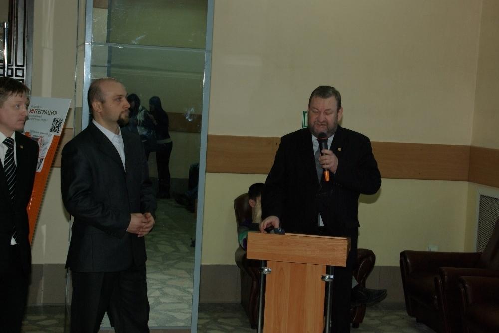 Сегодня вглавном корпусе ТУСУРа состоялась презентация Центра космического мониторинга