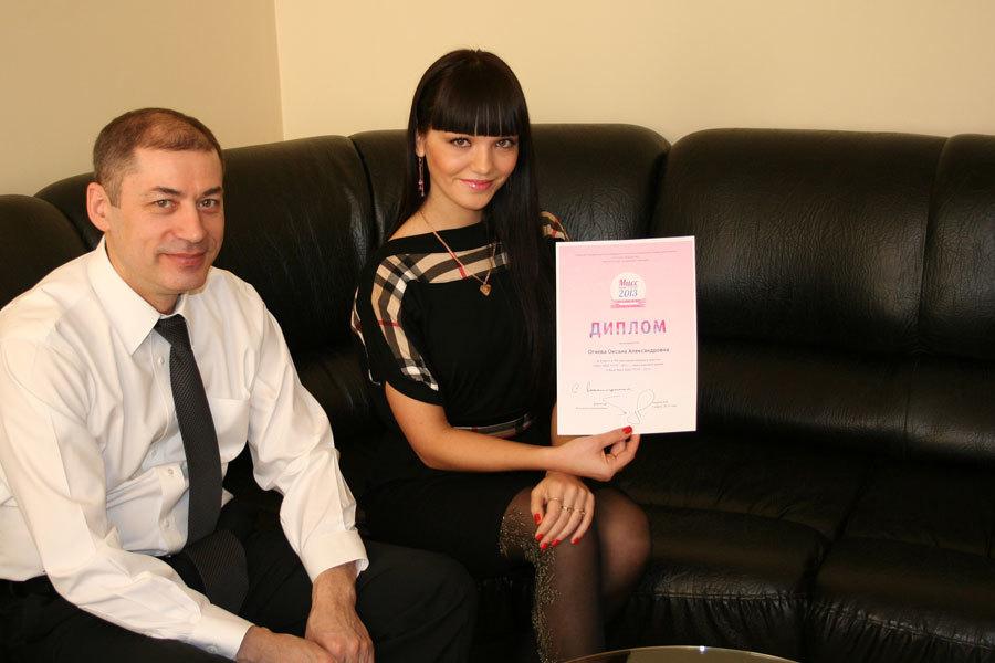 Студия «ТВ-ТУСУР» выпустила видеосюжет оконкурсе «Мисс ФДОТУСУР— 2013»