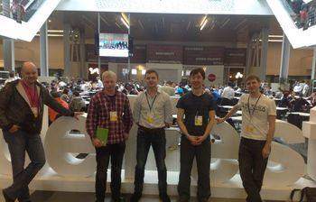 Представители 2ITТУСУР приняли участие вIT-конференции CodeFest