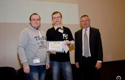 Студенты ТУСУРа выступили вевропейском финале международных соревнований Freescale CupвПариже