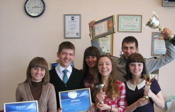 Студенты ЭФТУСУР заняли призовые места вобластной олимпиаде «Предпринимательство именеджмент»