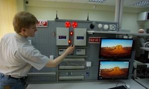 29мая вТУСУРе состоялось открытие лаборатории систем безопасности иавтоматизации имени профессора А.П.Зайцева