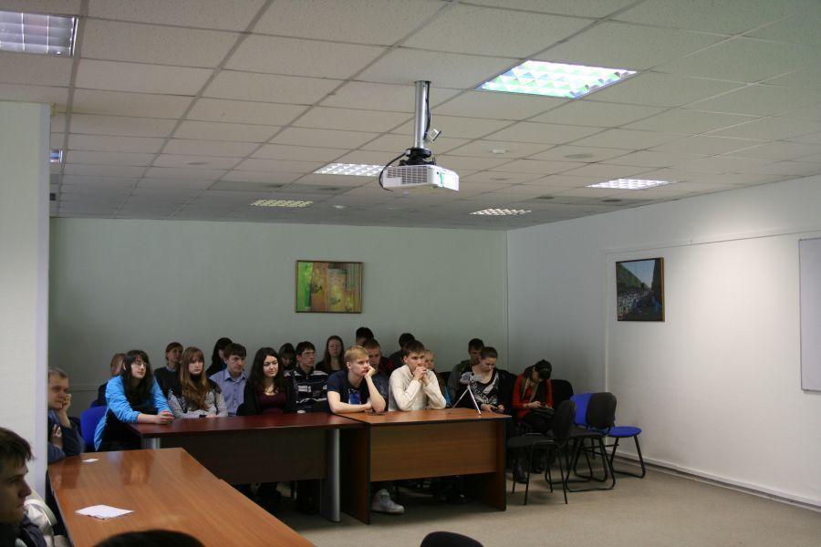 Поприглашению Института инноватики ТУСУРа Томск посетил вице-президент RoboCup Герхард Крейчмар