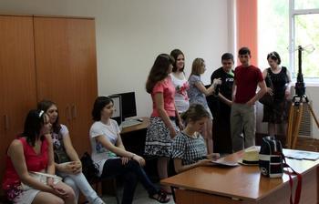 Кафедра СВЧиКР приглашает выпускников истаршеклассников надень открытых дверей