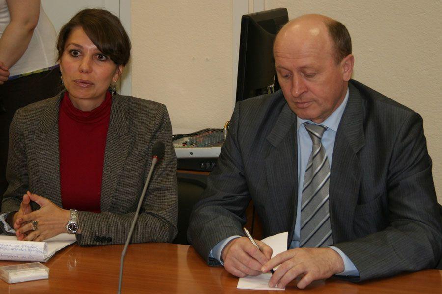 МСБИ «Дружба» посетила делегация представителей Федерального министерства образования инаучных исследований Германии