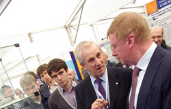 ТУСУР принимает участие вXV Томском инновационном форуме INNOVUS «Энергия инновационного развития»