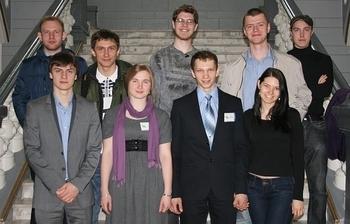 Команда студентов ТУСУРа стала серебряным призёром XIВсероссийской студенческой олимпиады поэлектронике