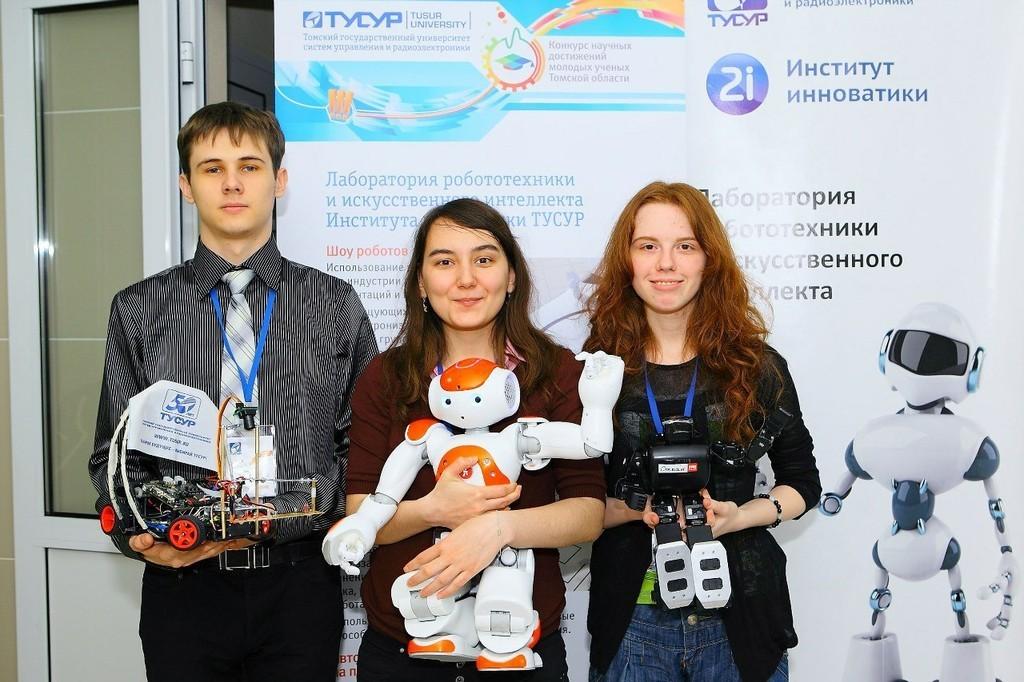 Впонедельник, 20мая, вформате выставки прошёл конкурс научных достижений молодых учёных Томской области